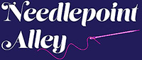 Needlepoint Alley Logo